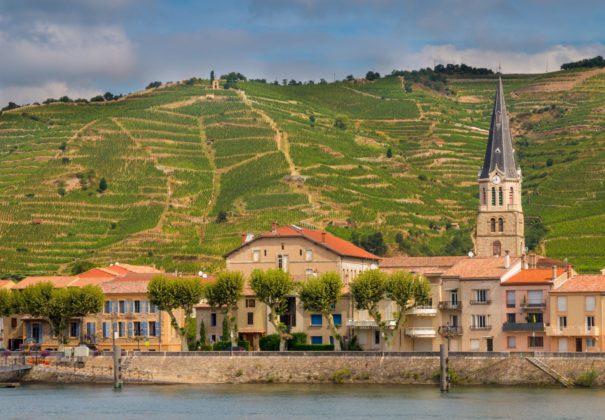 Day 4 - Vienne - Tournon