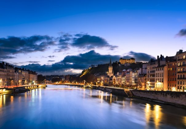 Day 5 - Vienne & Lyon