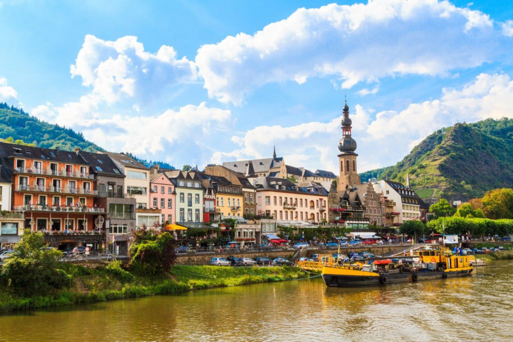 Titan River Cruise Moselle Germany