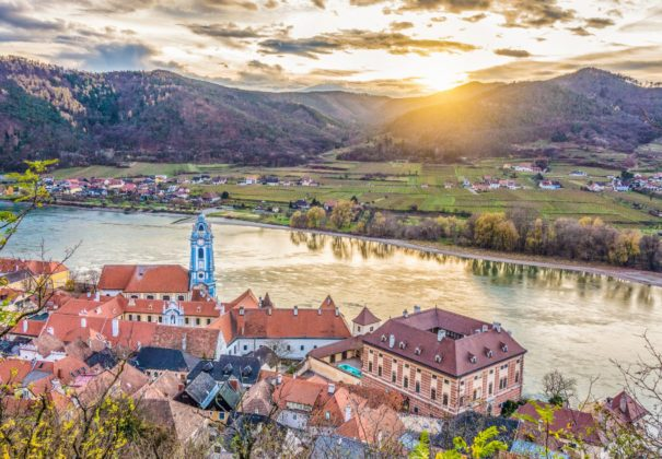 Day 4 - Cruising the Wachau Valley, Krems