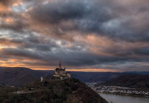 Day 5 - Rüdesheim - Rhine Gorge
