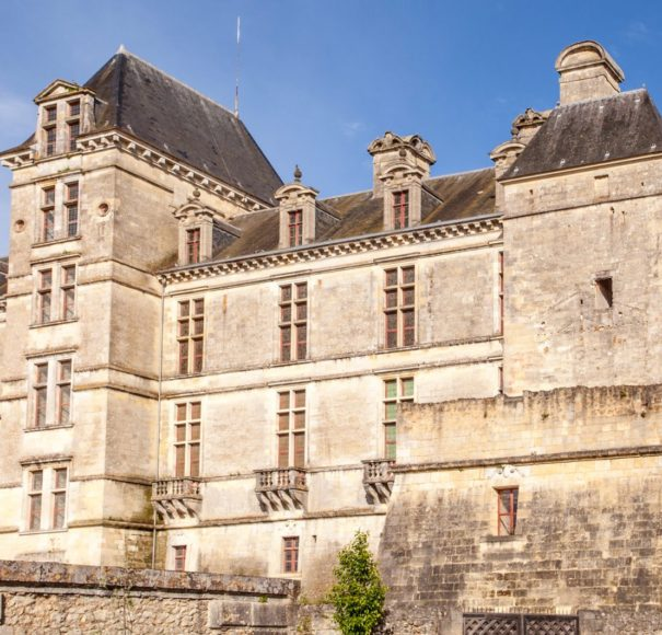 Taste of Bordeaux River Cruise itinerary - castle-of-CadillacLowRes