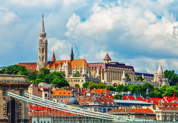 2 nights Pre or Post Cruise Stay in Budapest