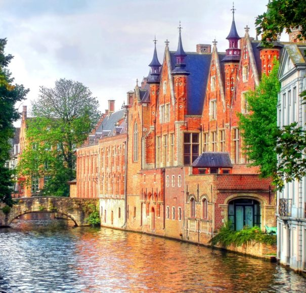 Titan Travel Medieval landmark Bruges Belgium