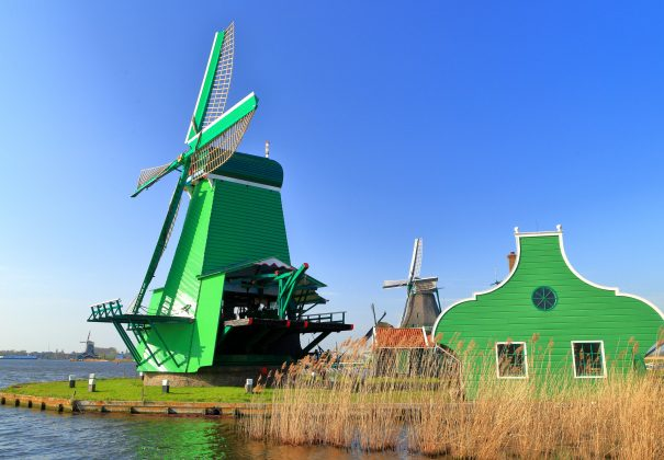 Day 2 Amsterdam - Zaanse Schans