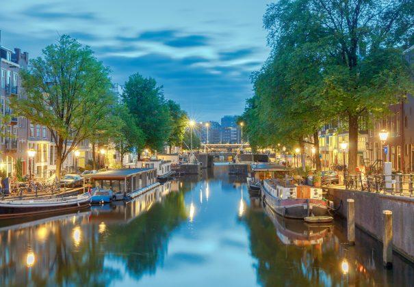 Day 24 - Amsterdam