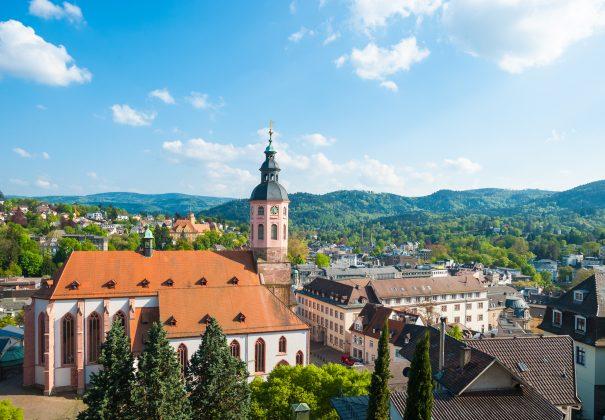 Day 5 - Rastatt – Baden Baden