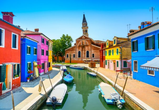 Day 6 - Venice Islands (Burano, Mazzorbo, Torcello)