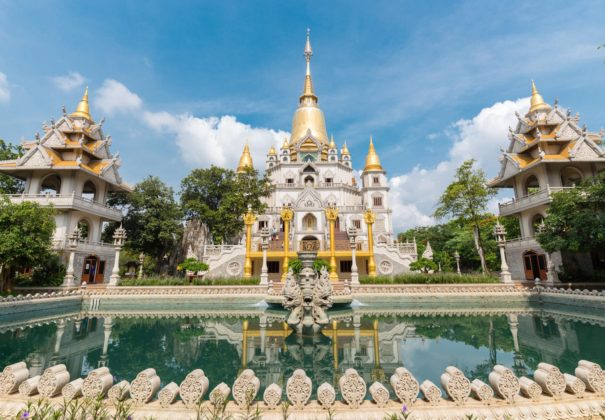 Day 3 - Ho Chi Minh City & Mekong Cruise