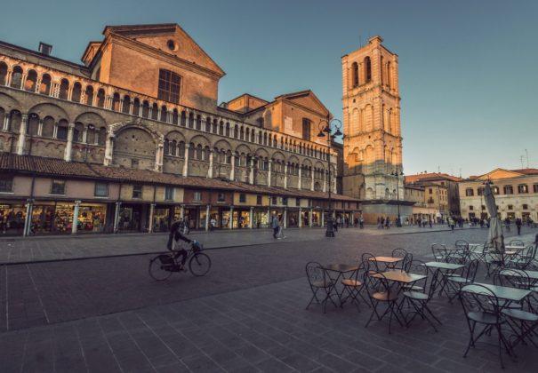 Day 4 - Polesella (Bologna or Ferrara)