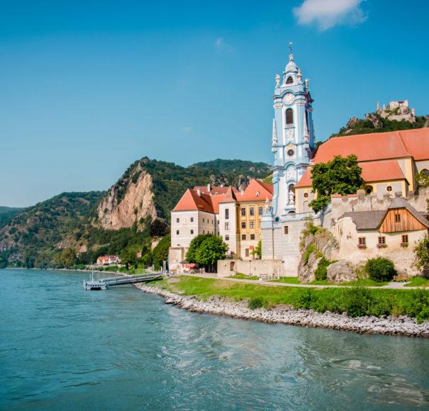 River Cruise Europe - Dürnstein, Wacha Valley