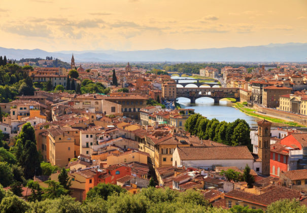 Day 12 - Florence, transfer to Rome