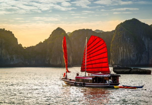 Day 20 - Ha Long Bay
