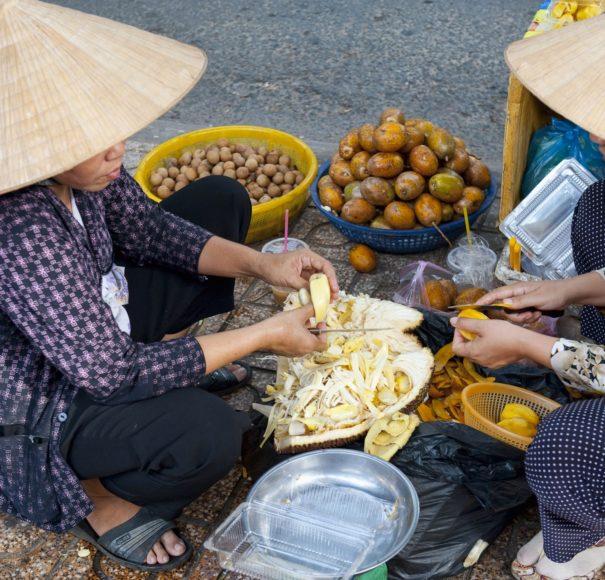 Market, Ho Ch Minh City, Vietnam