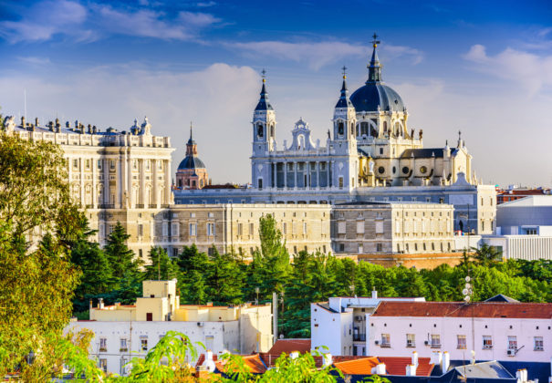 3 nights Pre or Post Cruise stay in Madrid