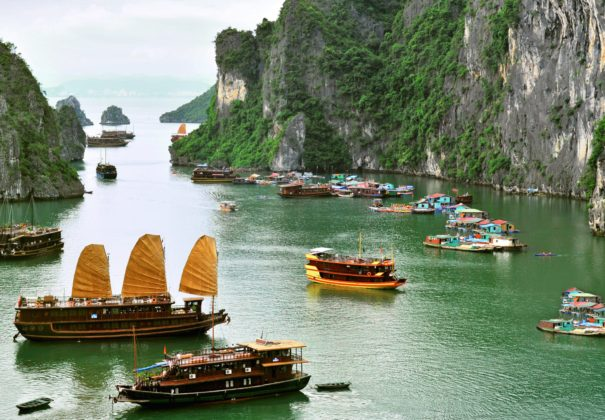 Day 4 -  Hanoi & Halong Bay Cruise
