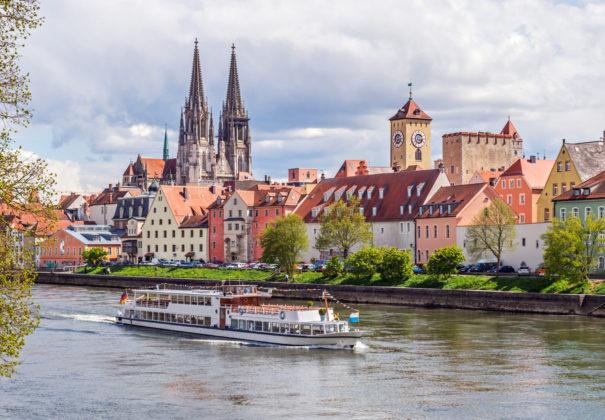 Day 3 - Regensburg