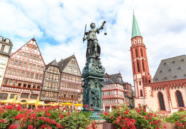 Day 6 -  Frankfurt
