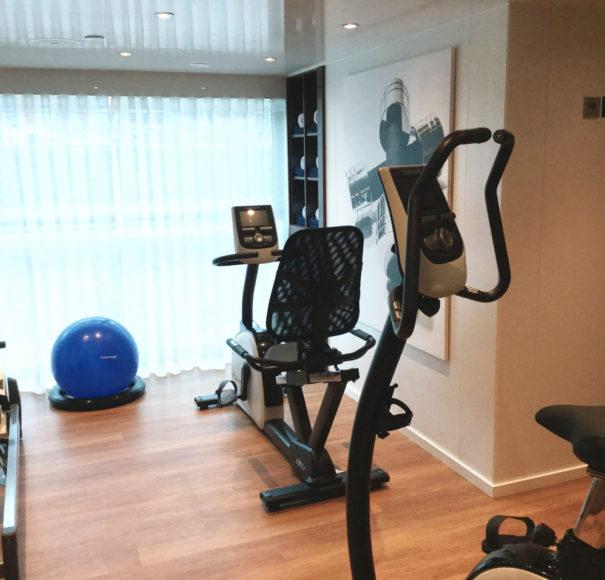 Amadeus Queen Fitness Room