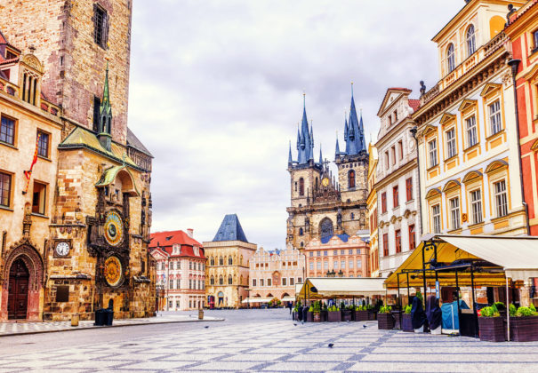 3 nights stay in Prague