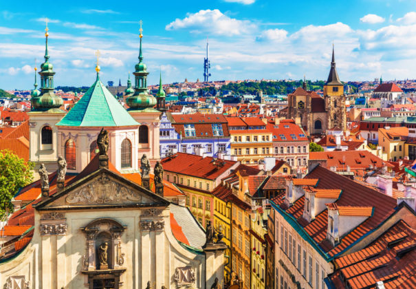 3 night stay in Prague
