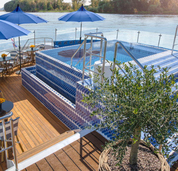 SS Bon Voyage Pool