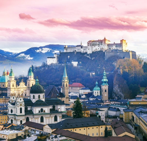 Salzburg-Cathedral-and-famous-Festung-Hohensalzburg-in-Christmas