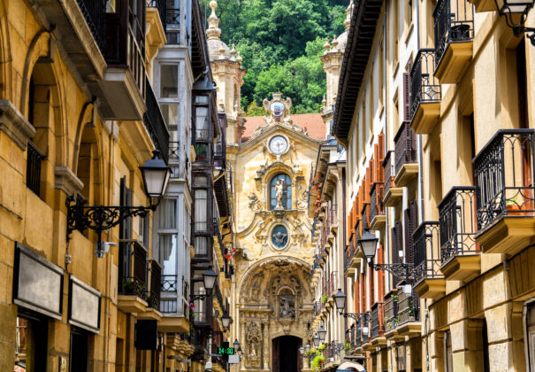 Bilbao & San Sebastian Pre Cruise