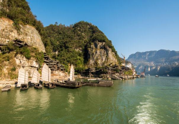 Day 24 -  Yangtze River Cruise