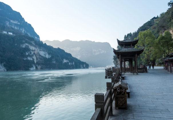 Day 23 - Yangtze River Cruise