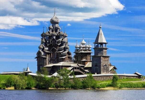 Day 7 - Kizhi Island, Cruising the Svir River