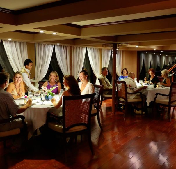 AmaWaterways - AmaDara Chef's Table