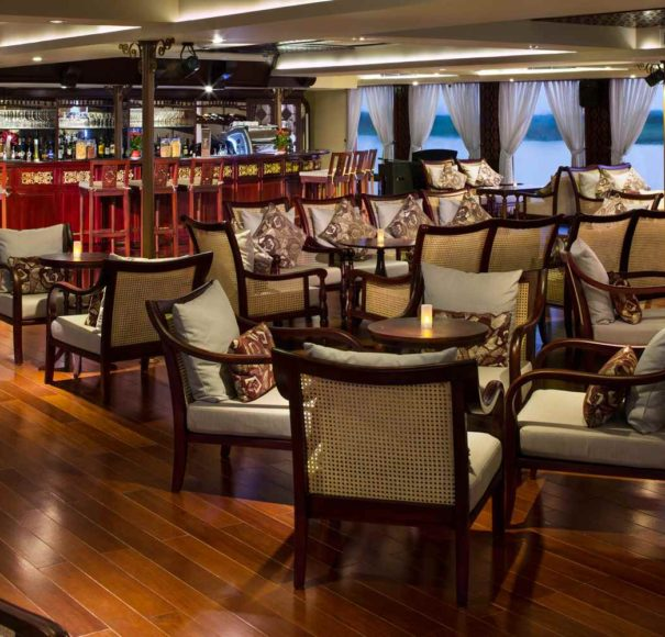 AmaWaterways - AmaDara Lounge