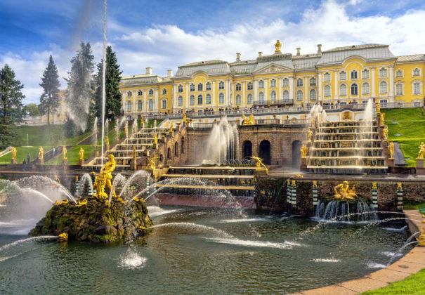 Day 4 - St Petersburg