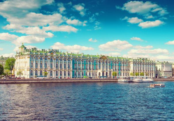Day 5 - St Petersburg