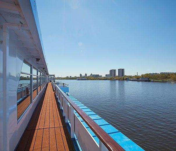MS Rossia Deck