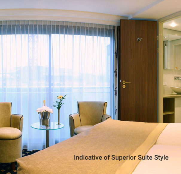 Riviera-Travel - MS George Eliot - Superior Suite