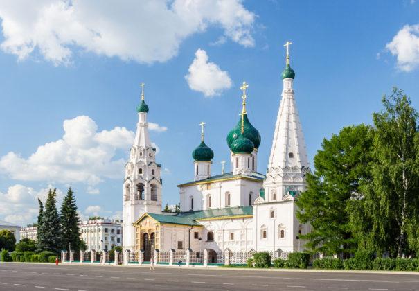 Day 8 - Yaroslavl