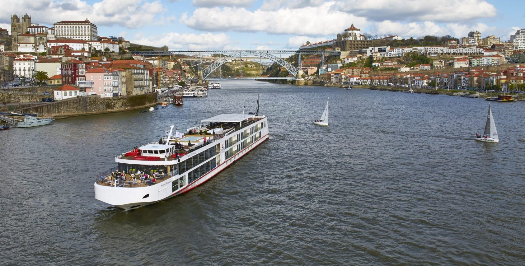 Viking Douro Ship in Porto