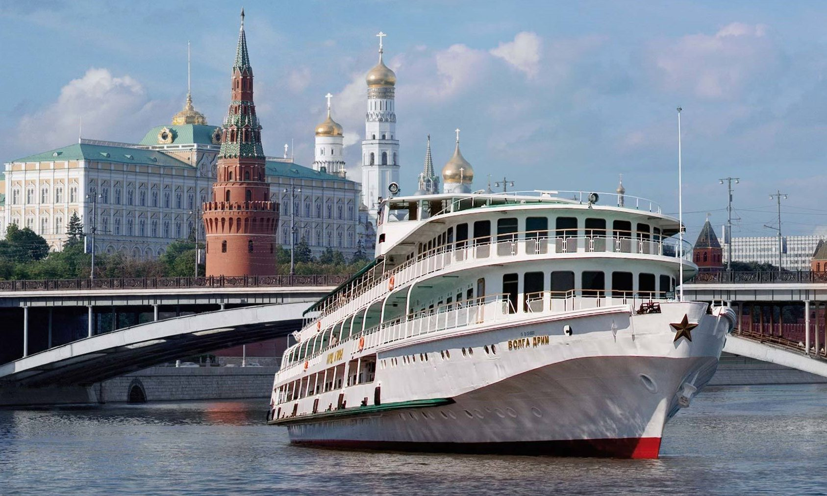 Volga Dream Exterior