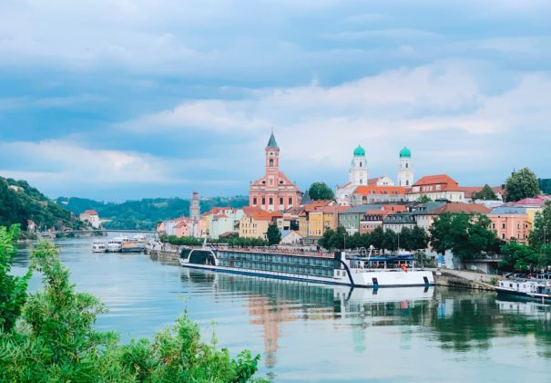 Day 3 - Prague - Passau