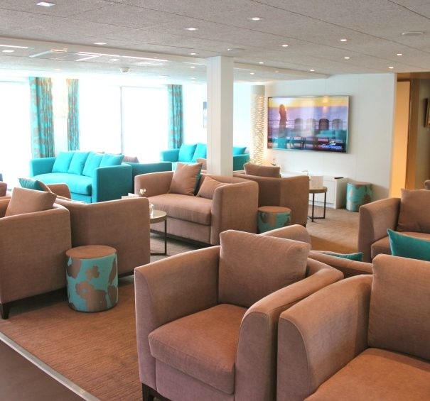 CroisiEurope MS Gil Eanes - Lounge
