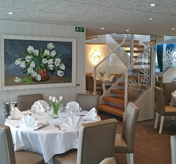 CroisiEurope MS Gil Eanes - Restaurant