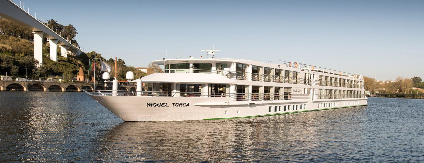 CroisiEurope MS Miguel Torga - Exterior