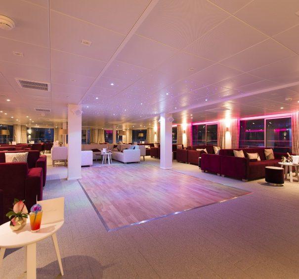 CroisiEurope MS Miguel Torga - Lounge Bar