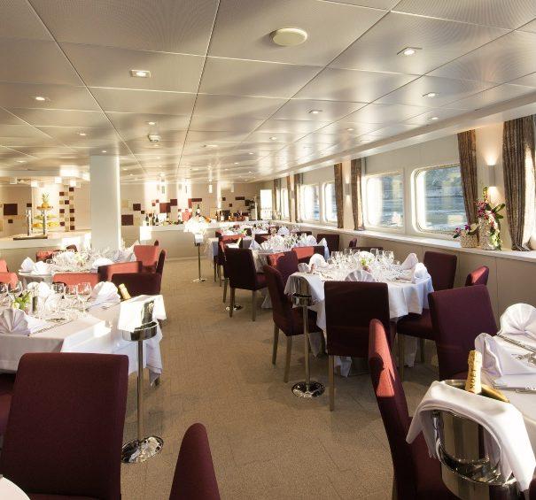CroisiEurope MS Miguel Torga - Restaurant