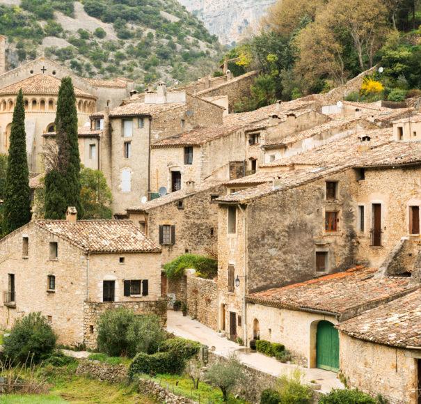 Saint-Guilhem-le-Désert, Provence