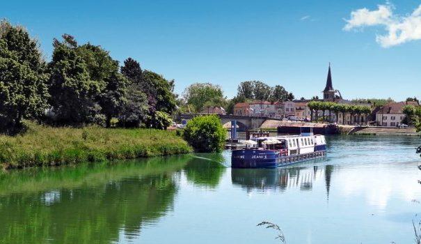 Day 4 - Dole - Saint-Jean-de-Losne