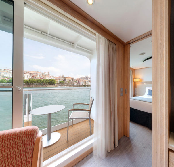Viking Douro Ship - Veranda Suite