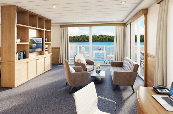 American Harmony Grand Suite (Private Balcony)